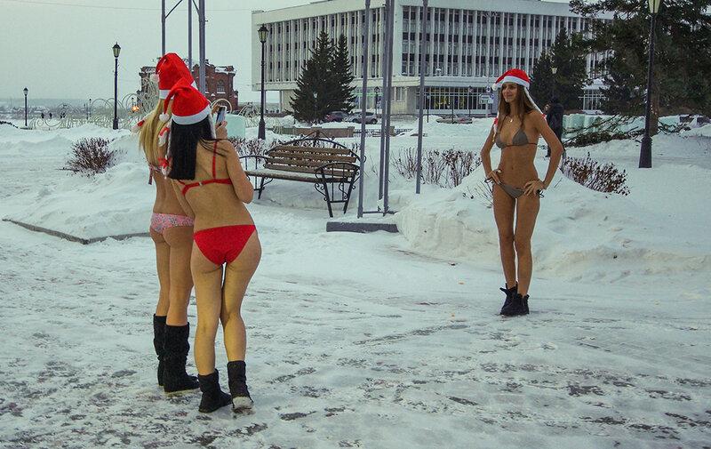 Девушки Томска