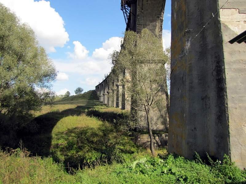 Мокринский железнодорожный мост