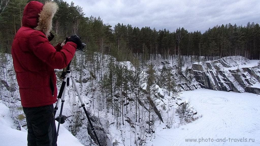 """Фото 5. Пример снимка, снятого на мыльницу Sony Cyber-shot DSC-HX50 в природном парке """"Бажовские места"""" у озера Тальков камень. В отдельной статье смотрите сравнение с фотографиями, полученными на зеркальный фотоаппарат Nikon D5100 KIT 18-55 VR."""