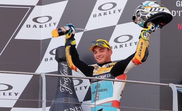 Хуанфран Гевара завершил карьеру в Гран При