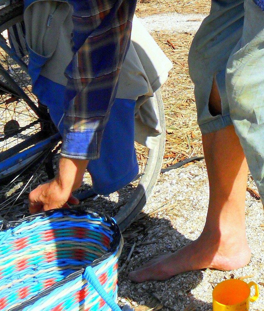 У колеса велосипедного ... SAM_2117 - копия.JPG