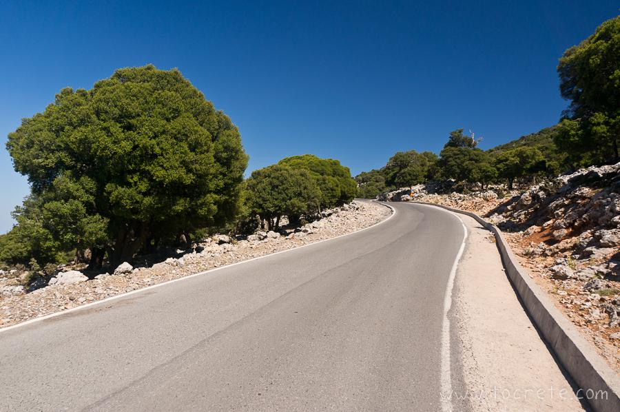 Дорогами восточного Крита