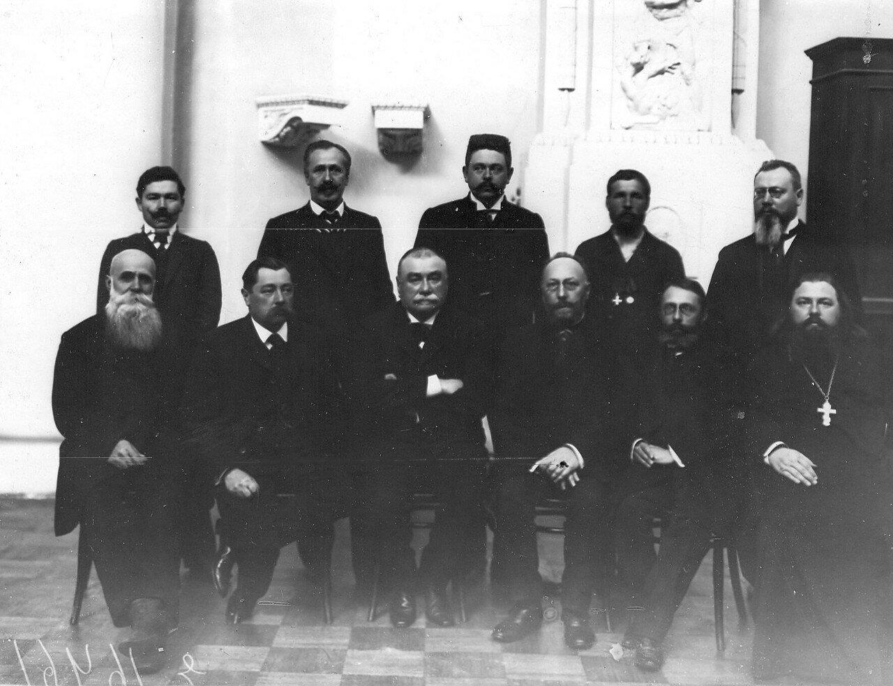 Группа депутатов Третьей Государственной думы от Полтавской губернии