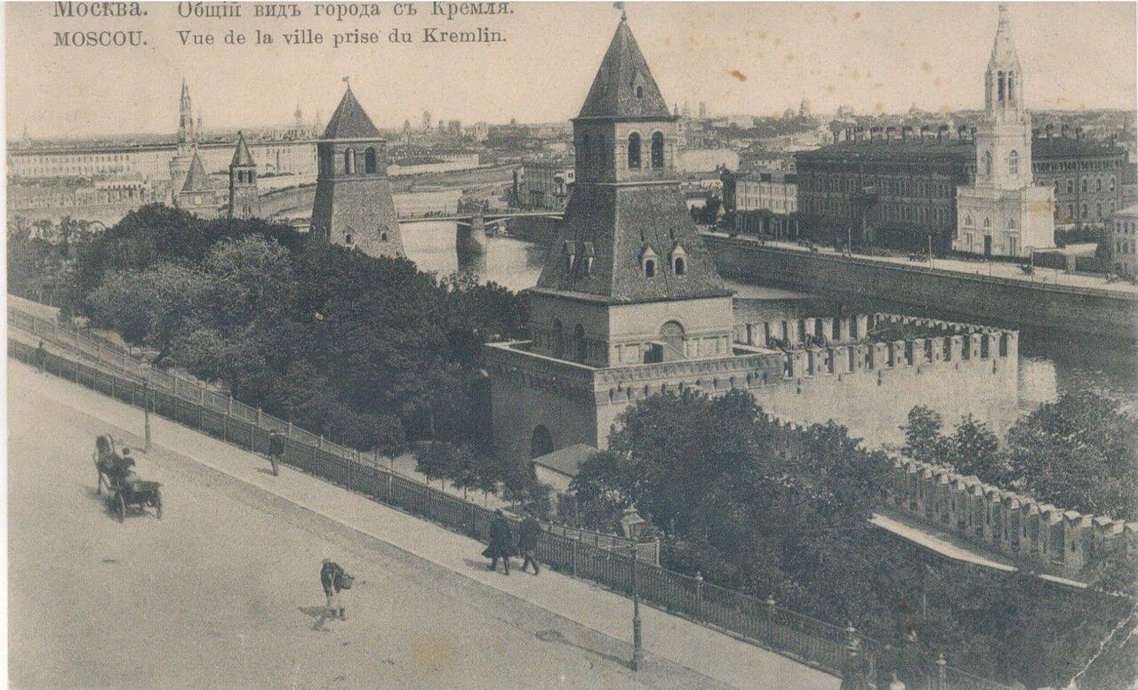 Общий вид города с Кремля