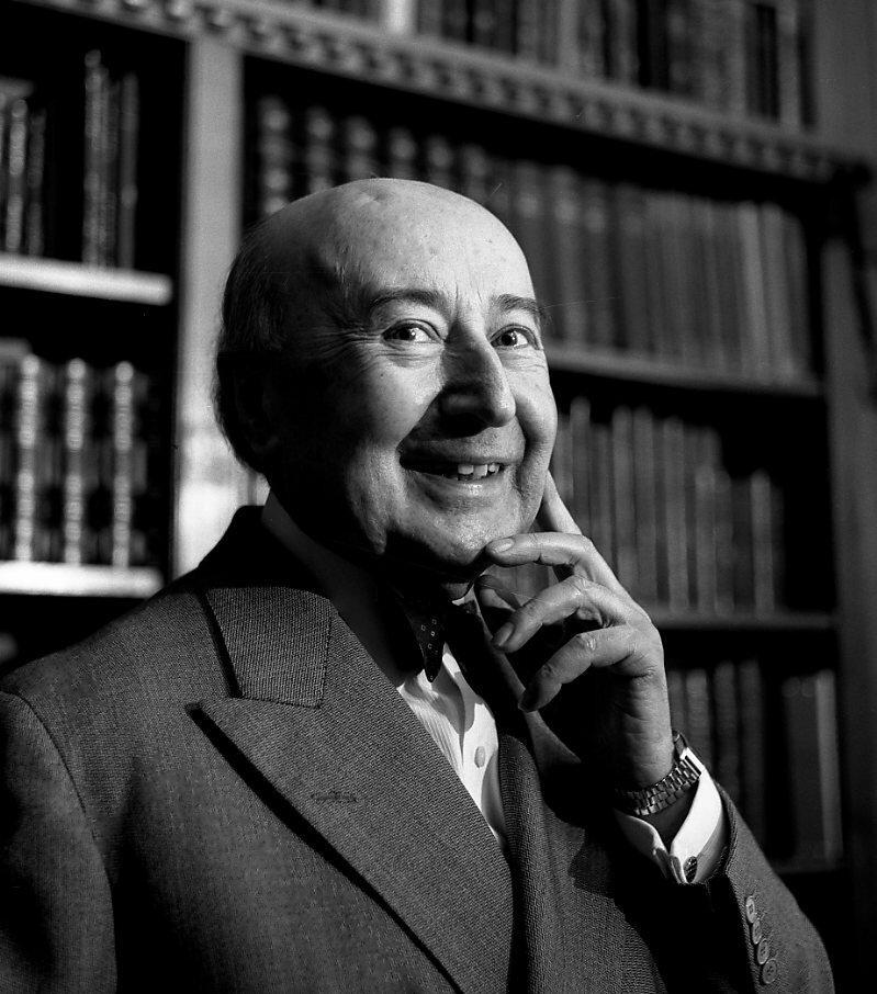 1968. Профессор Анри Мондор