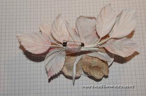 Мастер-класс. Роза  с газетным принтом «Lady Print» от Vortex  0_fc140_db71d7c4_M