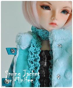 spring jacket for MNF