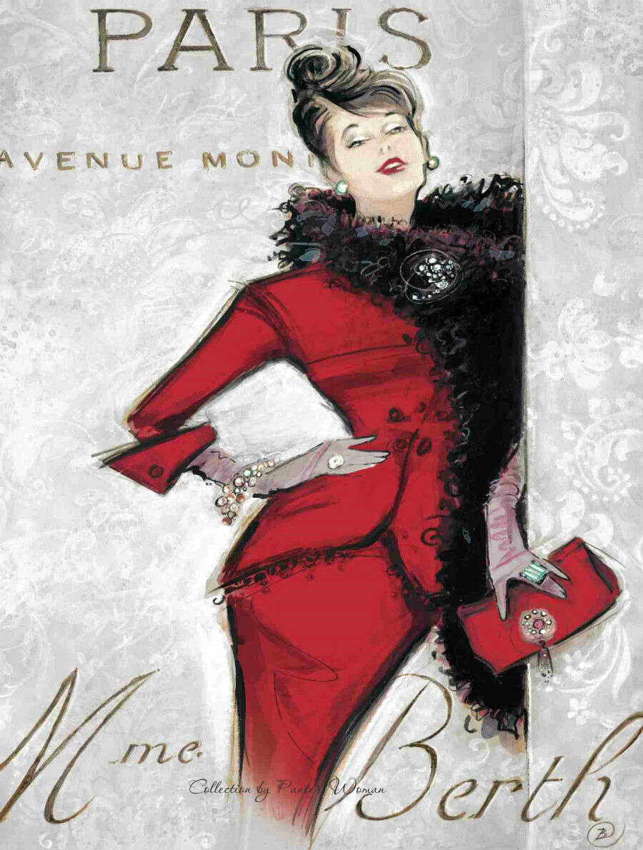 Best vintage fashion books 35