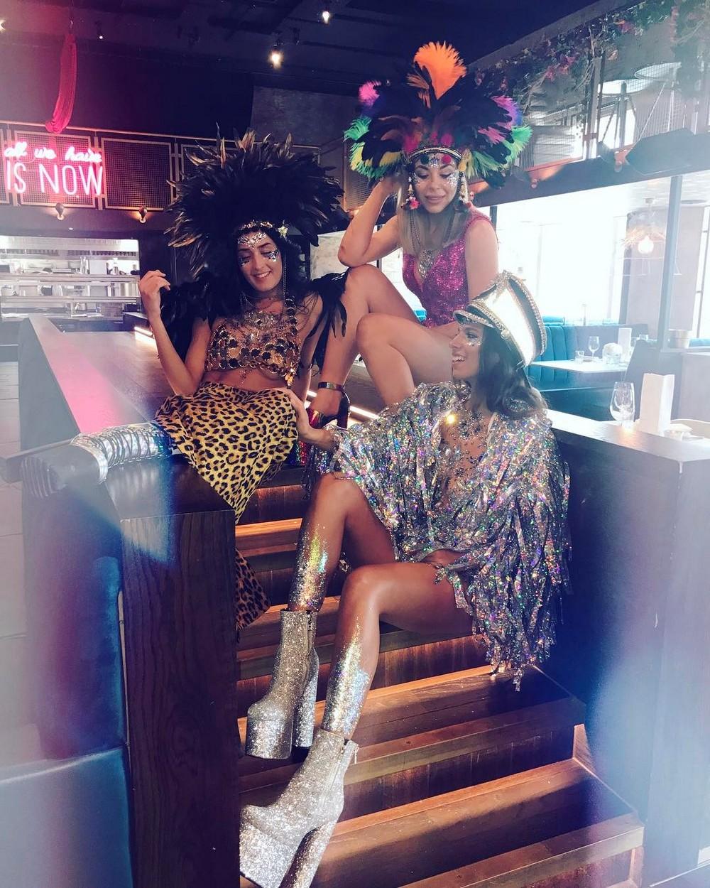 Новый модный тренд: «Дискосиськи»