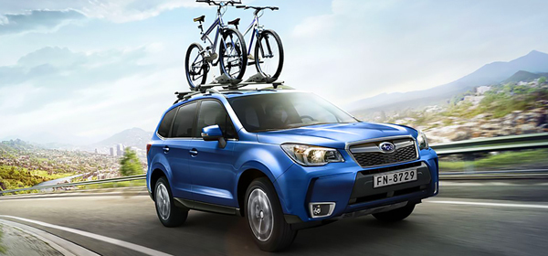 Subaru повысила стоимость кроссовера Forester в стране