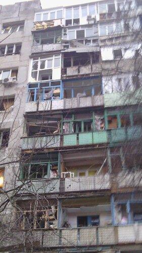Один человек погиб и один ранен, в результате артиллерийского обстрела горловки украинскими карателями