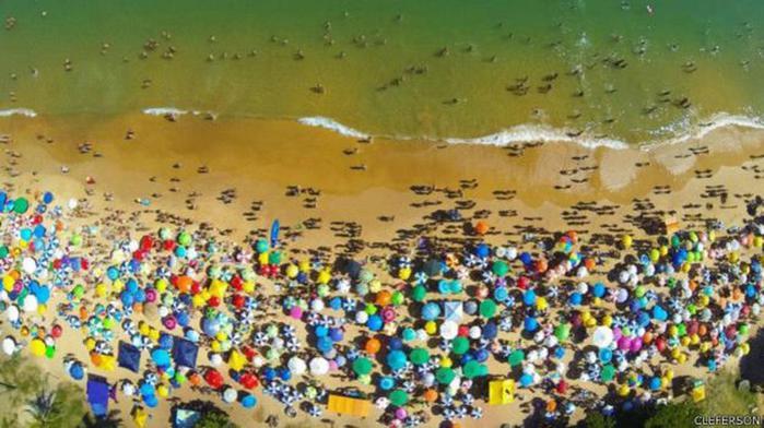 Лучшие фотографии 2014 года, сделанные беспилотными летательными аппаратами (дронами)