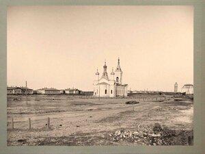 Общий вид станции Казалинск