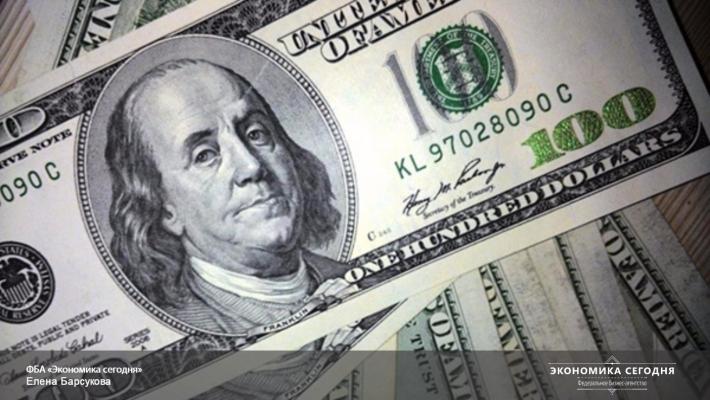 Bloomberg прогнозирует рекордный скачок доллара в2016 году