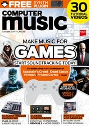 Журнал Computer Music - October 2014