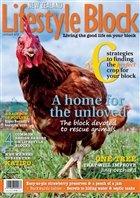 Журнал Lifestyle Block №1 (январь), 2013 / NZ