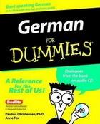Книга Berlitz - German for Dummies / Берлитц - Немецкий для чайников (Аудиокнига)