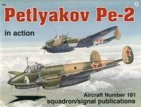 Книга Aircraft Number 181: Petlyakov Pe-2 in Action.
