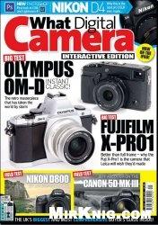 Журнал What Digital Camera №5 2012