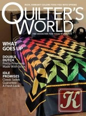 Книга Quilter's World - February 2012