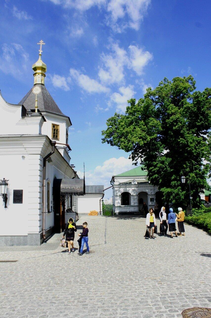 Аннозачатьевская церковь Дальних пещер
