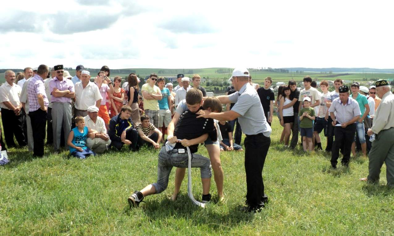 Село Кичучатово