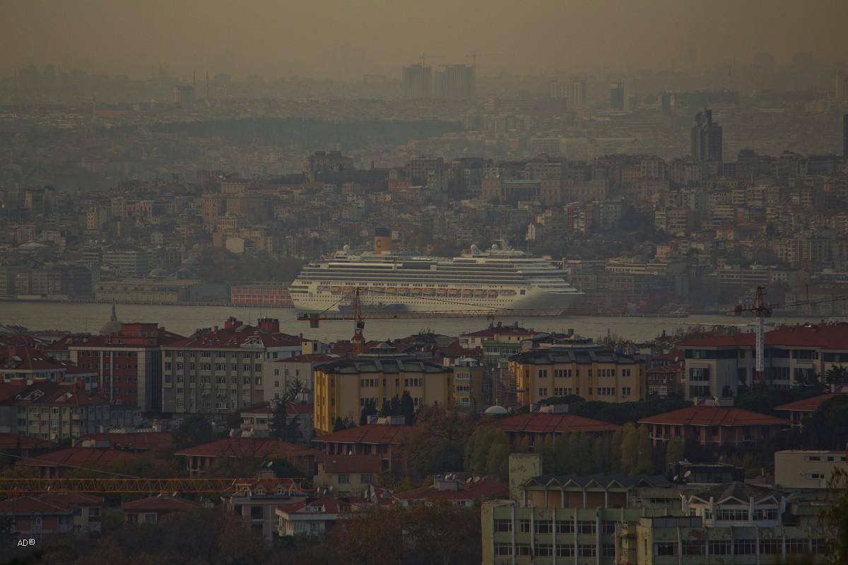 Стамбул - Малая обзорка в Чамлыджа