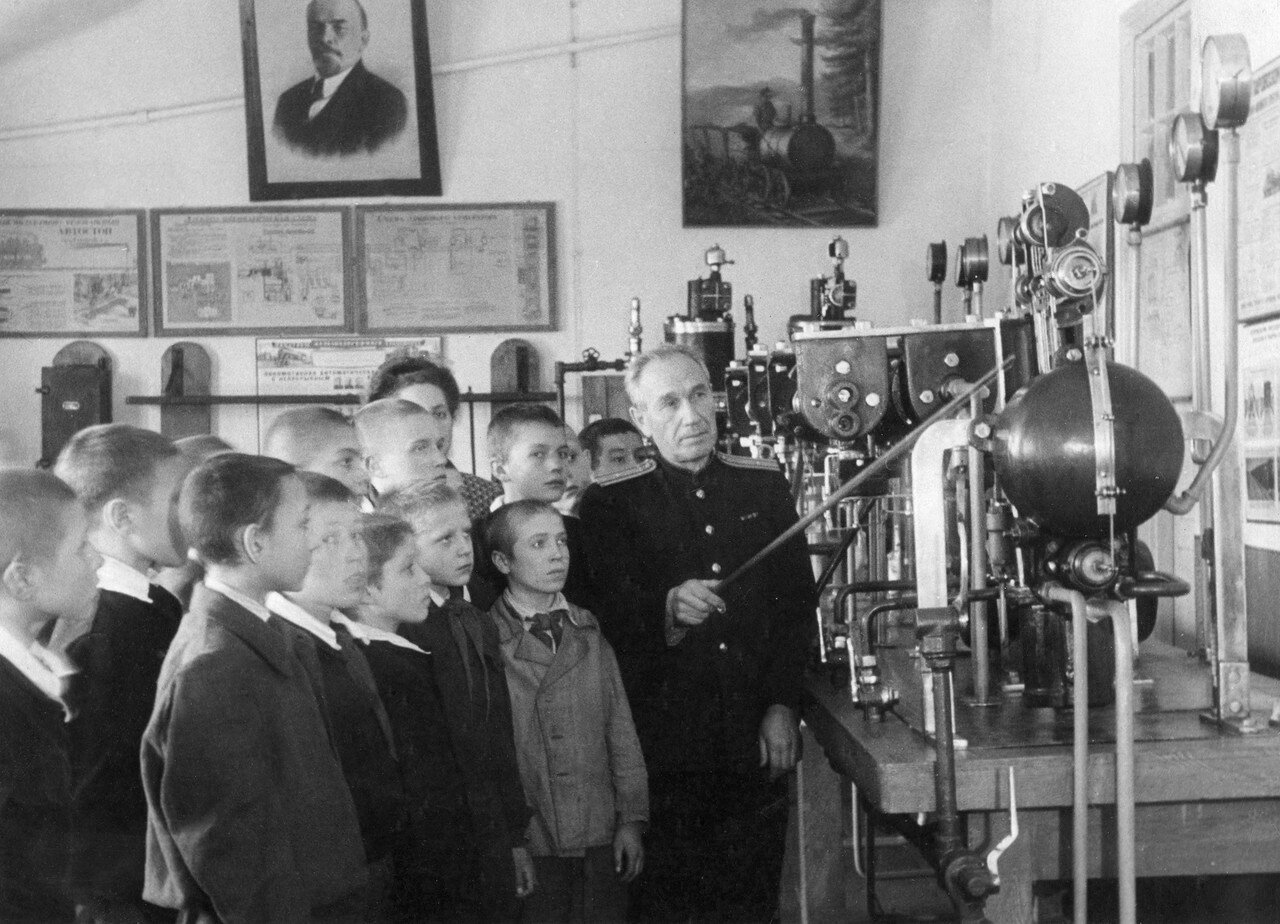 1950. Томск, Дом техники и кино
