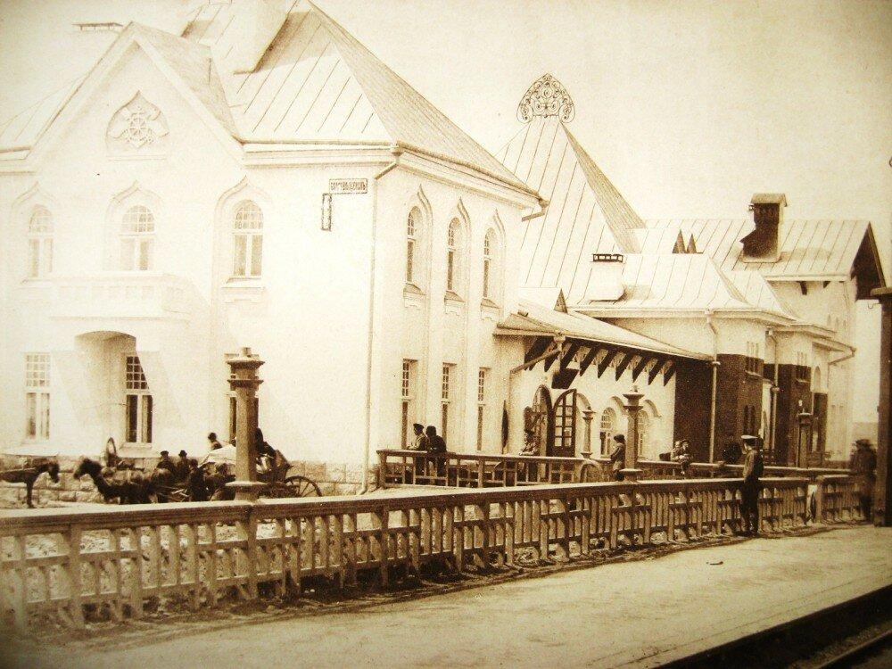 12. Станция Благовещенск
