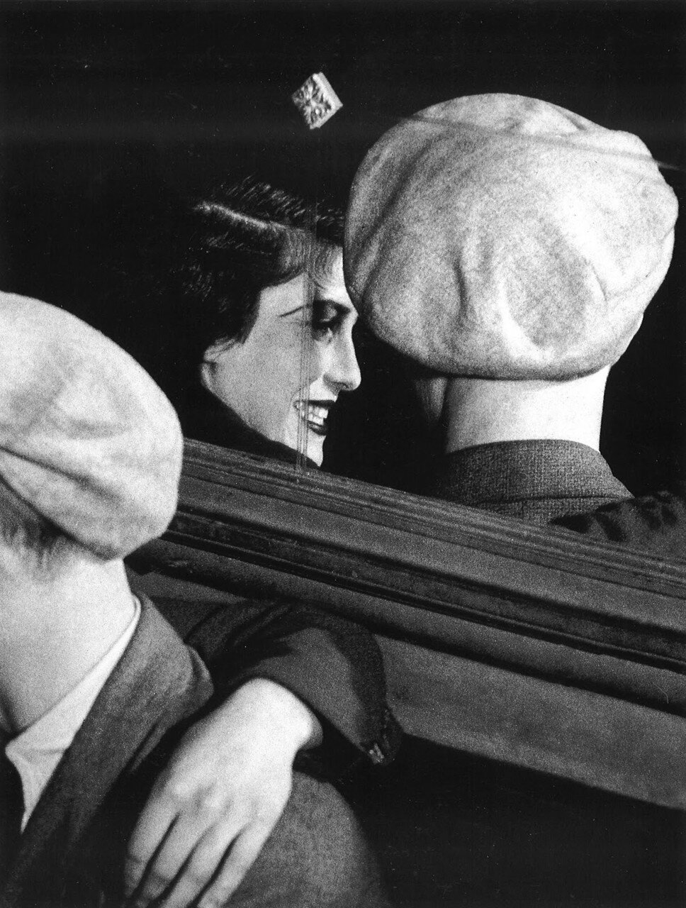 1932. «Четыре сезона» на рю де Лаппе (фрагмент)