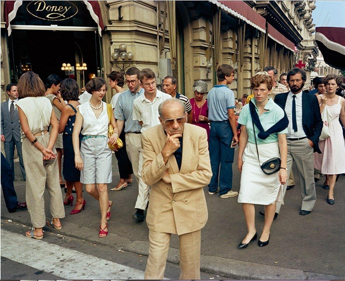 Рим, 1980