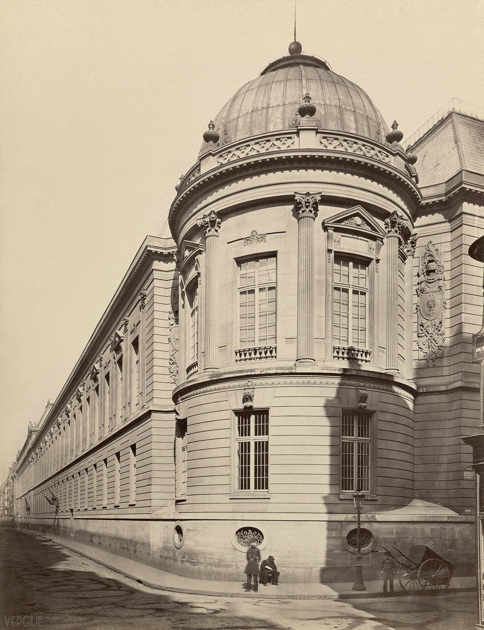1870. Императорская библиотека