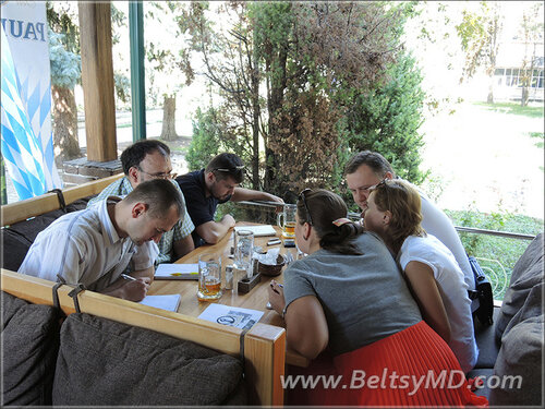 Жаркие споры, азарт и игра - в Бельцах прошла встреча клуба ЧГК