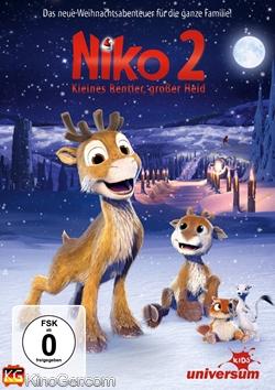 Niko 2 - Kleines Rentier, großer Held (2012)