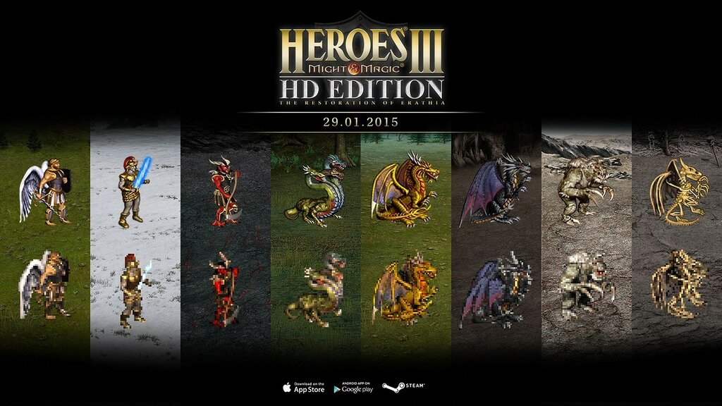 Heroes of Might and Magic III: The Restoration of Erathia - HD Edition