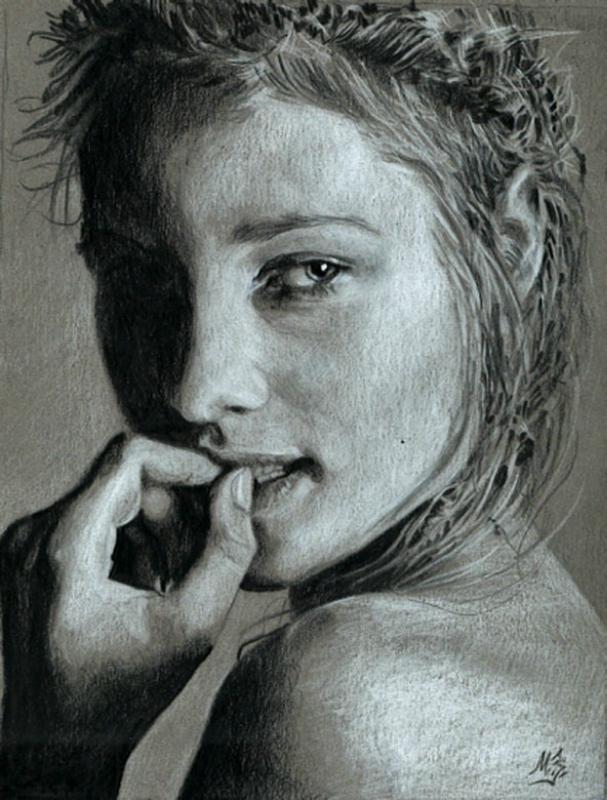 Художница Мария Зельдис
