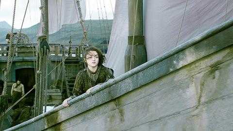 арья корабль