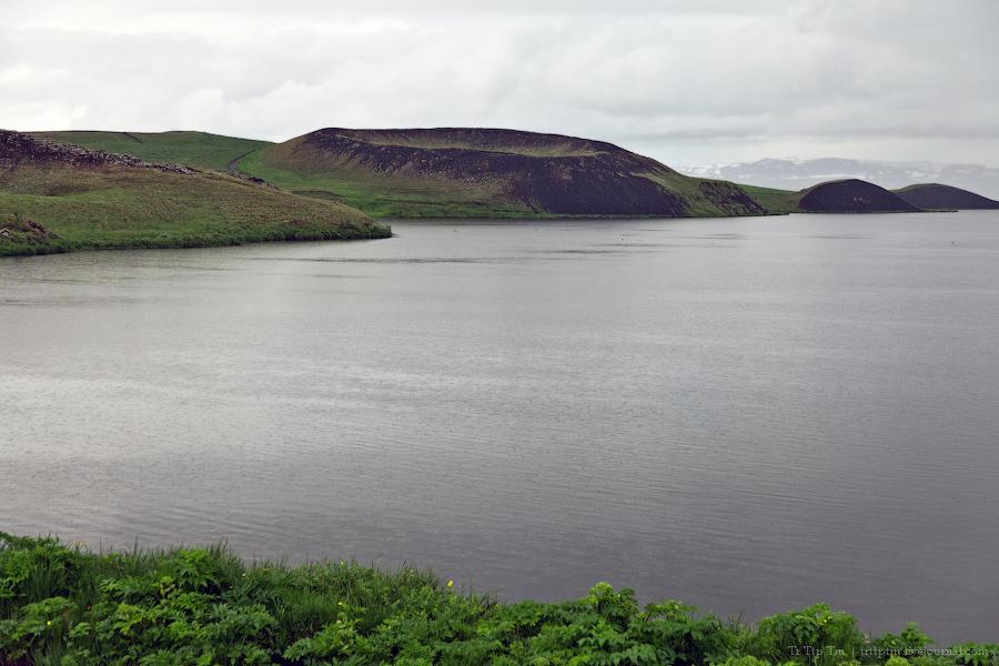 21. Окрестности Комариного озера.