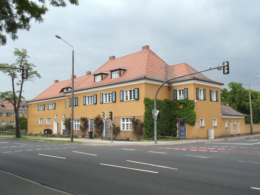 дорога в Косвиг