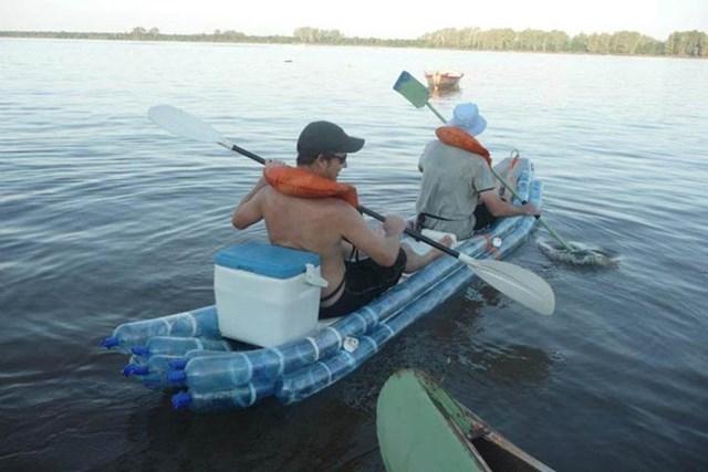 простая лодка сделать