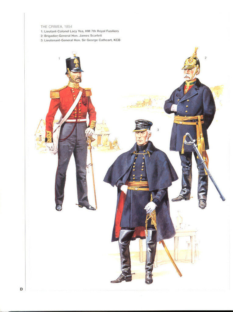 thesis on crimean war