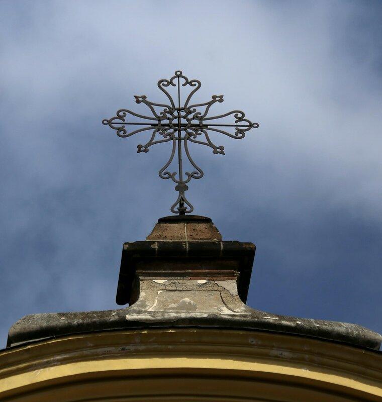 Naples. The Church of saints Severino and Sossio (Chiesa dei Santi Severino e Sossio)