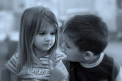 Дружба начинается с доброты
