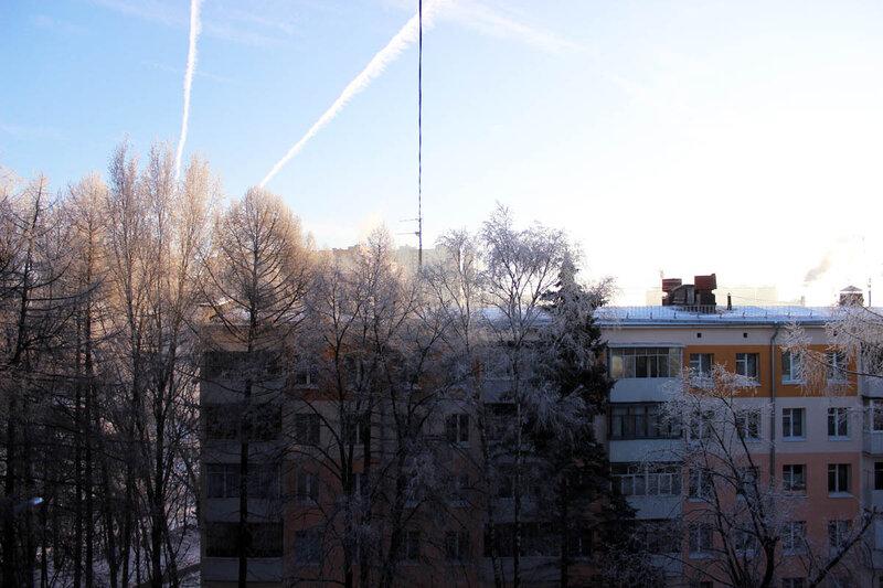 Коммунарка. 22.01.2015