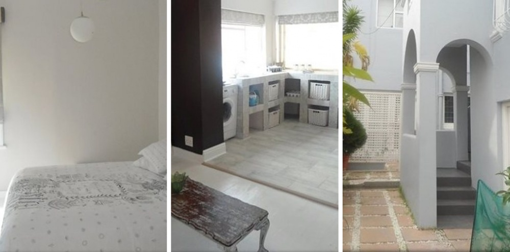 Место: Морской порт. 2 спальные комнаты, 1 ванная. Море близко. Рио-де-Жанейро, Бразилия — 3107 браз