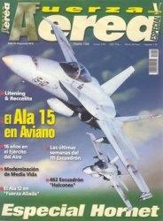 Журнал Hornet (Fuerza Aerea Especial №9)