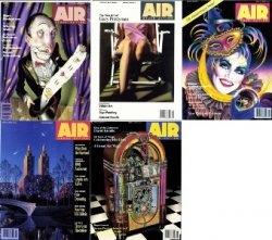 Журнал Airbrush Action №1-5 1990