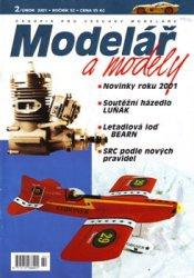 Журнал Modelar 2001-02