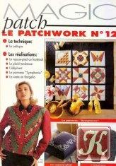 Книга Magic Patch. Le Patchwork №12 1998
