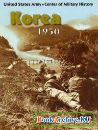 Книга Korea 1950.